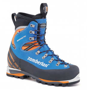 2090 MOUNTAIN PRO EVO GTX RR   -   Botas de  Montañismo   -   Royal blue/Orange