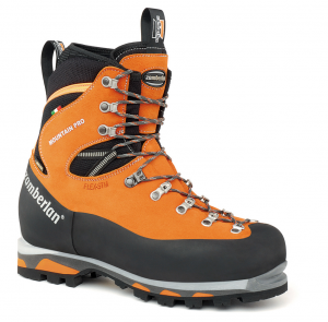 2090 MOUNTAIN PRO GTX RR    -   Mountaineering  Boots   -   Black/Orange