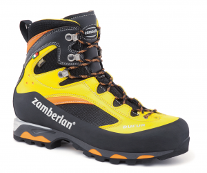 2040 DUFUR GTX® RR   -   Mountaineering  Boots   -   Black/Yellow