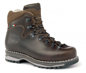 1023 LATEMAR NW   -   Bottes  Trekking     -   Waxed dk brown