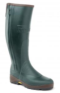 S10 STIVALE  CANADA N.   -   Stivali in gomma  Caccia   -   Dark Green