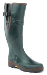 S20 STIVALE  KENYA N.   -   Stivali in gomma  Caccia   -   Dark Green