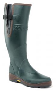 S21 STIVALE KENYA P.   -   Stivali in gomma  Caccia   -   Dark Green