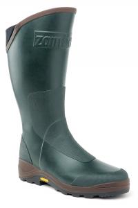 S31 STIVALE  TANZANIA P.   -   Stivali in gomma  Caccia   -   Dark Green