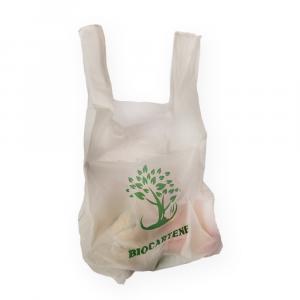 Shopper compostabili 27×50 cm medie