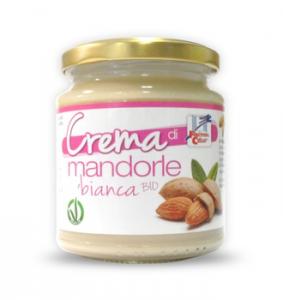 Bio crème d'amande blanche