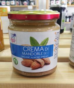 Crème d'Amandes Bio