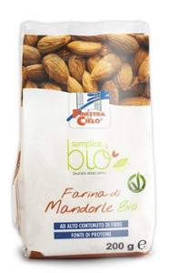 Farina di Mandorle Bio - 200 g