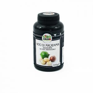 Noci di Macadamia Crude Sgusciate 125g
