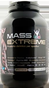 MASS EXTREME - Il gainer più completo e potente!
