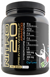 NITRO 2.0 - Proteina Pre Intra Workout