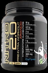 NITRO-2.0 Pre protéines Intra Workout