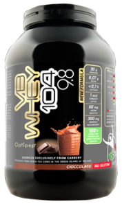 VB WHEY 104 9.8 - Proteine da Bovini Grass Fed - CIOCCOLATO