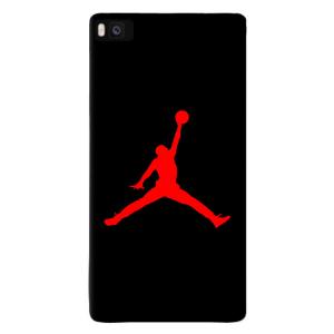 JORDAN AIR RED cover per Huawei vari modelli
