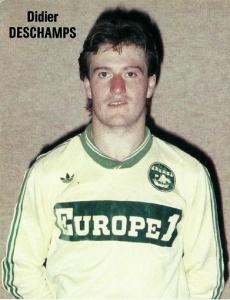 1986-87 Nantes Maglia Home L (Top)