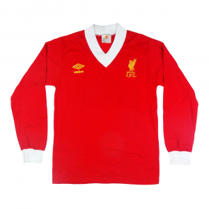 1976-79 Liverpool Home shirt S (Top)