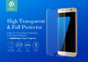 Pellicola protettiva in PET per Samsung Galaxy S7, S7 edge, S6 edge plus, S8, S8 plus