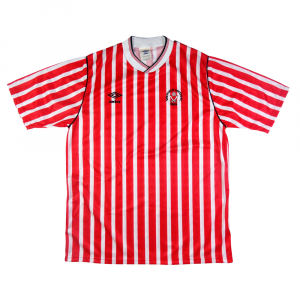 1987-90 Sheffield United Home Maglia L (Top)