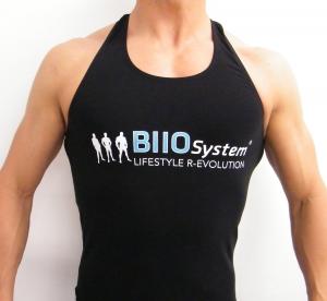Canotta Atleta Ufficiale - BIIOSystem - ll primo sistema di allenamento d'allenamento in Italia - Unisex