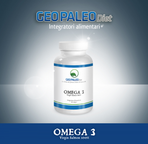 Omega 3 - Virgin Salmon 100% - 60 softgel da un grammo