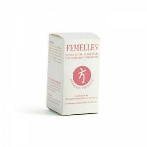 Femelle 30 capsule - Integratore Probiotici - Fermenti lattici