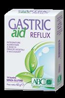 GASTRIC AID REFLUX per il buon funzionamento dell'apparato digerente, riequilibrando il sistema digestivo.
