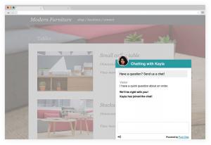 Storeden app - screenshot 1 - Purechat