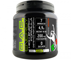 G.A.C. Energy - High Energy Formula