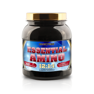 ESSENTIAL AMINO 12:1:1 - Integrazione di aminoacidi essenziali