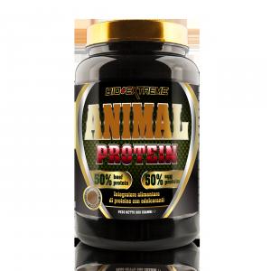 ANIMAL PROTEIN - 50% Viande / 50% Oeufs Pour Une Absorption Maximale De Protéine