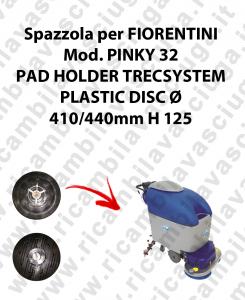 PAD HOLDER TRECSYSTEM  per lavapavimenti FIORENTINI modello PINKY 32