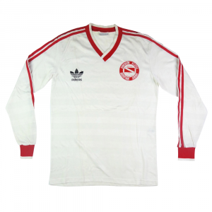 1987-88 Argentinos Juniors Maglia Away L (Top)
