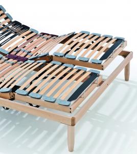 KIT Materasso lattice Latex Sfod con  rete a scelta + cuscino