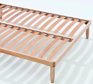 KIT Materasso lattice Latex Cool con  rete a scelta + cuscino