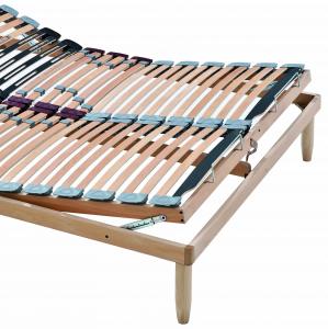 KIT Materasso lattice Cocco Latex con rete a scelta + cuscino