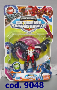 ROBOT ANIMALS INCREDIBILE 9048 RONCHI SUPERTOYS