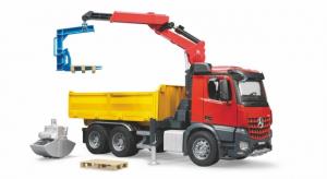 BRUDER 03651 MB AROCS CONSTRUCTION TRUCK 03651 BRUDER