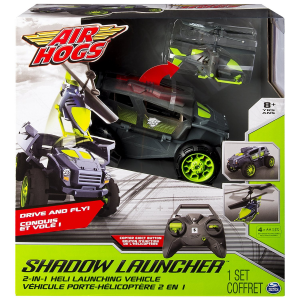 SHADOW LAUNCHER AIR HOGS 6026326 SPINMASTER