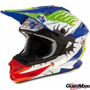 Casco cross Ufo INTERCEPTOR JOKER tg. S