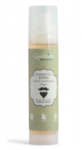Shampoo da barba all'Argan - effetto morbidezza