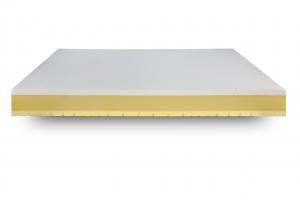 Materasso 4 cm Memory e 4 cm Lattice H21 | Dual Season | Prezzi a partire da