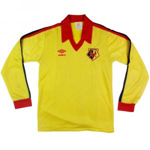 1978-82 Watford Maglia Home S (Top)