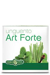 UNGUENTO ART FORTE - BENESSERE ZONE CUTANEE ERBAVITA 50 ML