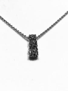Girocollo Trilogy Diamanti
