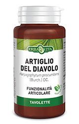 ARTIGLIO DEL DIAVOLO IN TAVOLETTE - INTEGRATORE FUNZIONALITA' ARTICOLARI