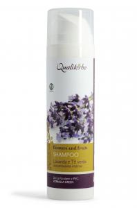 Shampoo sostantivante intenso alla Lavanda e The Verde