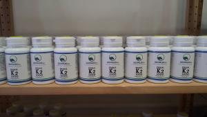 """Vitamina D """"Savana 3D Raw"""" & """"Primal K2 1000"""" - Scorta per un anno (365 Giorni) - 16+8 Flaconi"""
