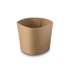 Fascette salvamani per bicchieri cartoncino 360/500ml