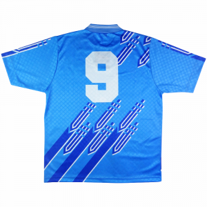 1993 San Marino Maglia Home Player Issue #9 Bacciocchi L  (Top)
