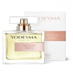Yodeyma NICHOLAS WHITE Eau de Parfum 100ml Profumo Donna